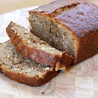 King Arthur Flour Applesauce- Oatmeal Bread.