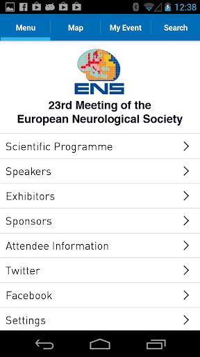 European Neurological Society