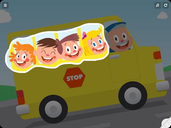 Wheels on the Bus Singalong- screenshot thumbnail