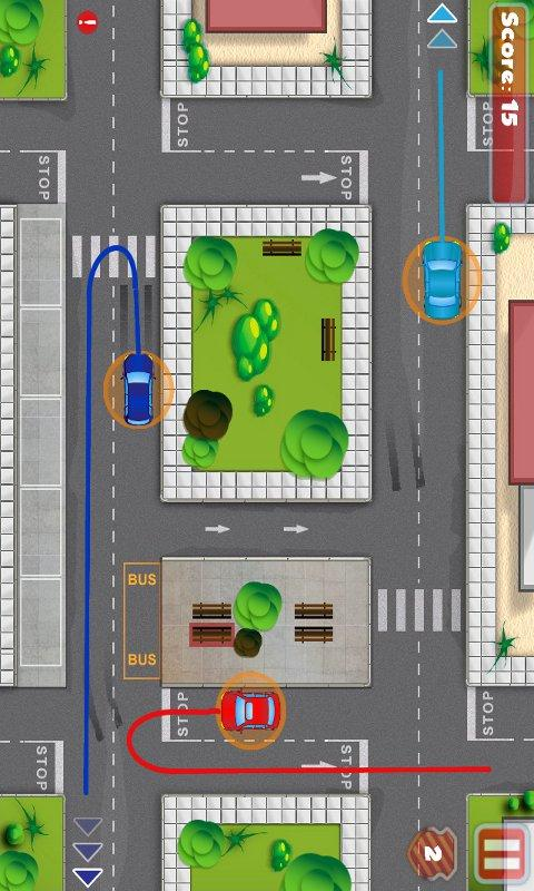Car Traffic Control - FULL - screenshot