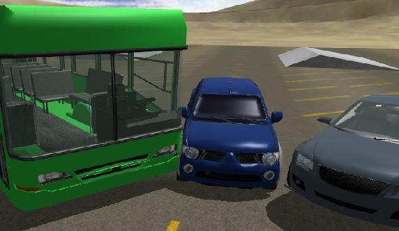 racing driving simulator