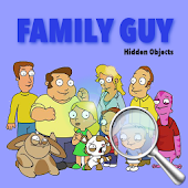 Family Guy Hidden Objects