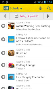 L.A. County Fair Mobile App - screenshot thumbnail