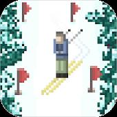 Tappy Skier