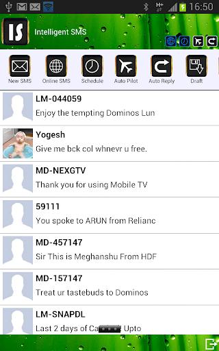 【免費通訊App】Intelligent SMS-APP點子