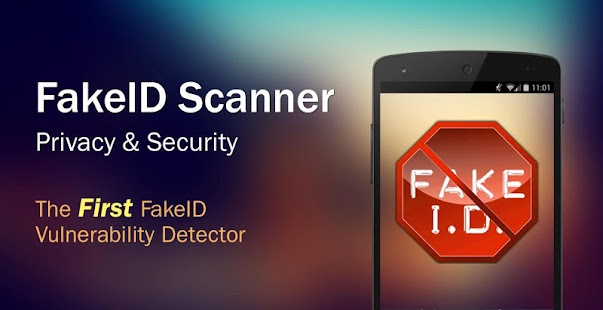 FakeID Scanner- screenshot thumbnail