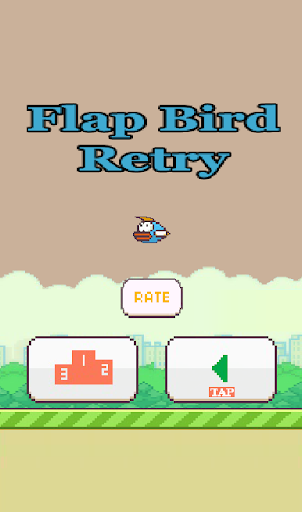 Flap Bird Retry