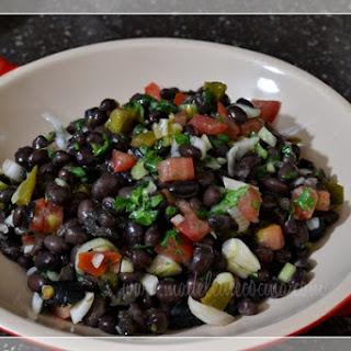 Texas-style Bean Salad.