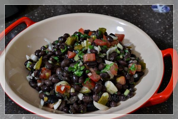 Texas-Style Bean Salad Recipe