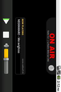 Radio CL1- screenshot thumbnail