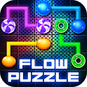 Flow Puzzle Game icon