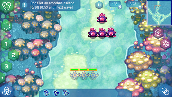 Amoebattle Screenshot 15