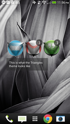Triangles - FN Theme