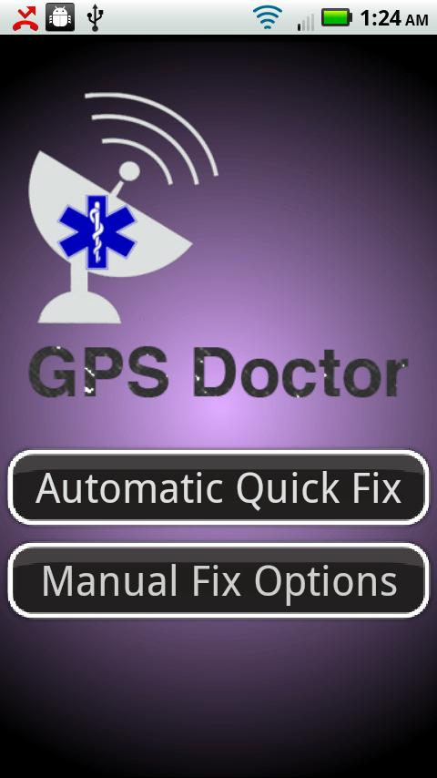 GPS Doctor- screenshot