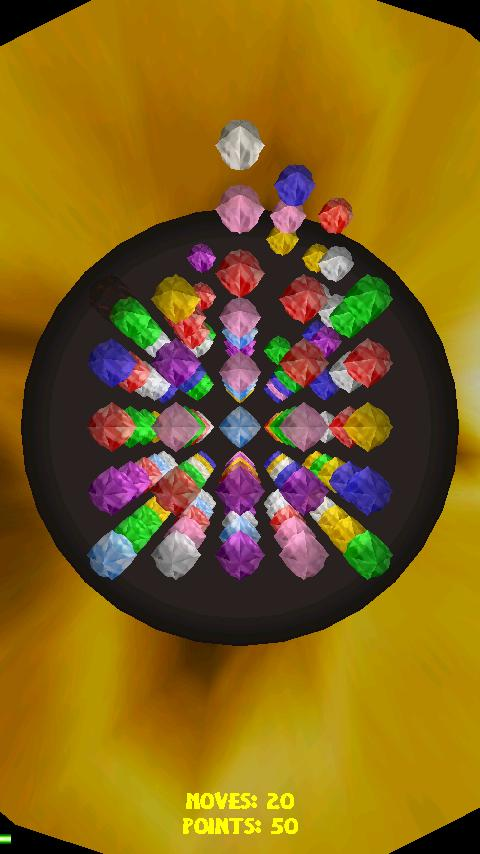 Cubic Gems 3D- screenshot