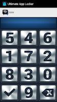Screenshot of Ultimate App Locker