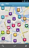 Screenshot of Amsterdam Travel Guide Triposo