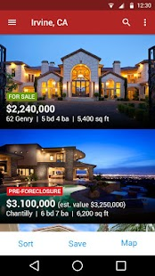 Real Estate & Foreclosures- screenshot thumbnail