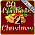 Christmas 2 GO Contacts theme icon