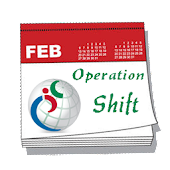 PIC Operation Shift Calendar