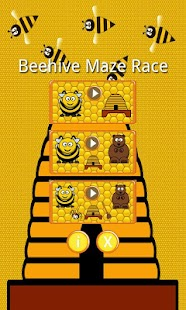 Beehive Maze Race - screenshot thumbnail