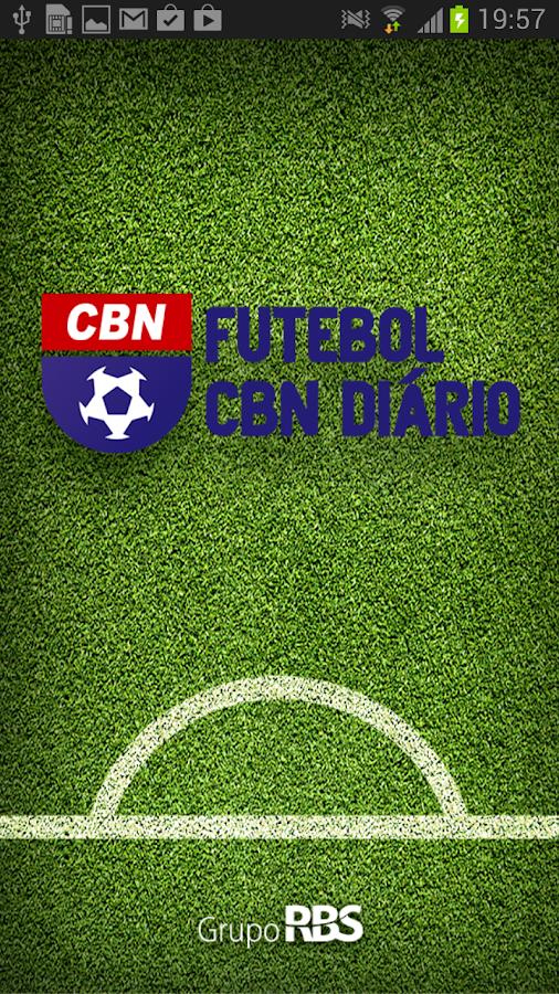 Futebol CBN Diário - screenshot