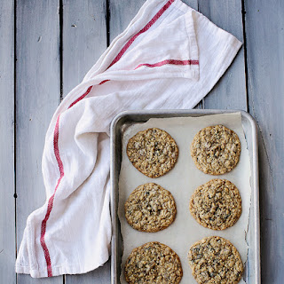 Kitsilano Cookies.