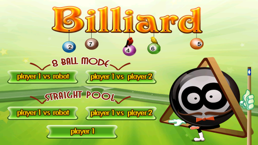 Pool Billiards Free