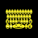Smiley Face Keyboard Skin icon