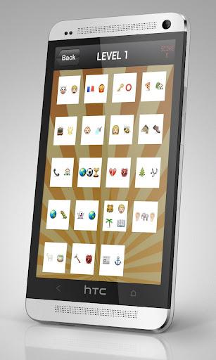 Guess The Emoji icomania game