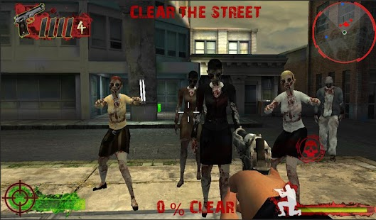 Death Shot Zombies - screenshot thumbnail