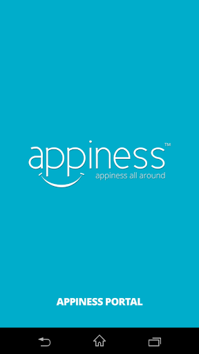 Appiness Portal
