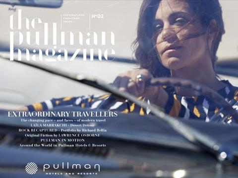 The Pullman magazine- screenshot