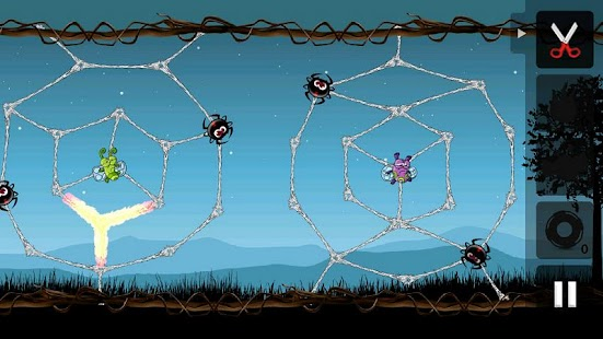 Greedy Spiders Free - screenshot thumbnail