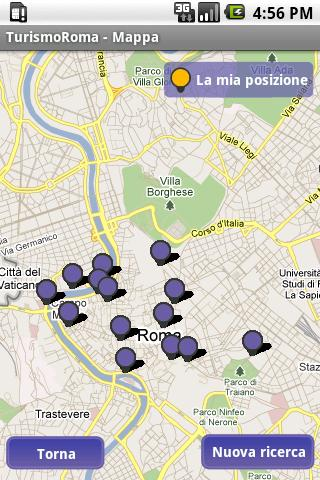 Turismo Roma - screenshot