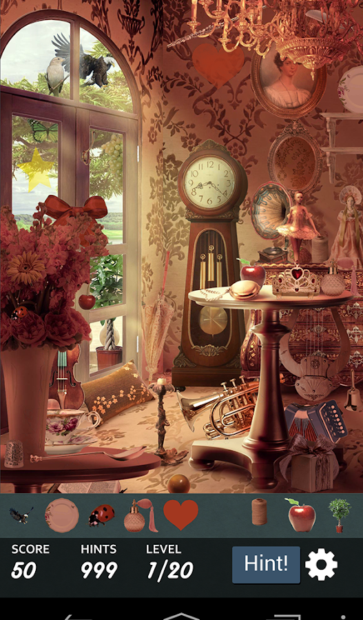 Hidden Object - Lost Princess- screenshot