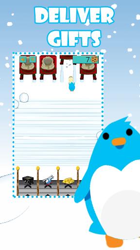 Penguin Jim - Snowy Merry Xmas