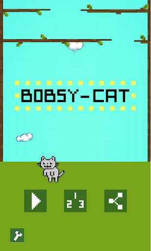【免費街機App】Bobsy Cat-APP點子