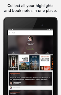Glose - Social ebook Reader- screenshot thumbnail