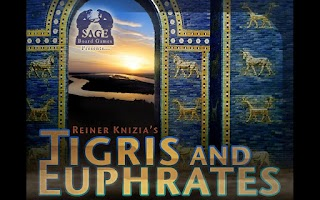Screenshot of Reiner Knizia Tigris&Euphrates