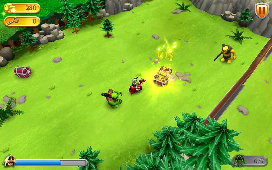 PLAYMOBIL Knights screenshot 4