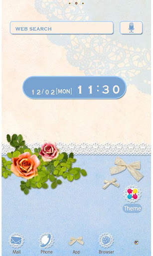 Powder Rose for[+]HOME