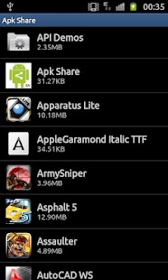 Apk Share Backup