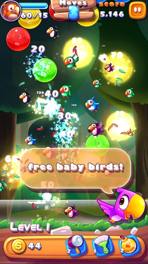 Pop Bird- screenshot