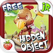 Hidden Jr FREE Little Red Hen