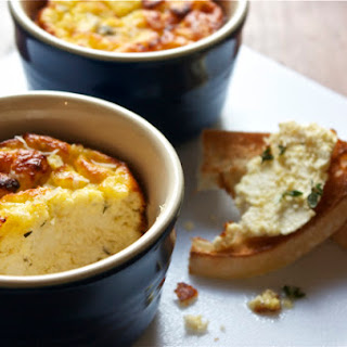 Baked Ricotta with Honey Drizzle