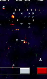 Galaxy Raiders- screenshot thumbnail