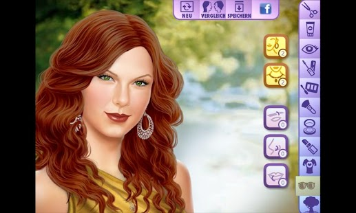 Taylor Swift Dress Up Game - screenshot thumbnail
