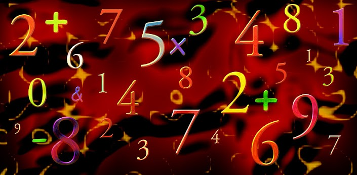 Математический тренер - математические головоломки для андроид