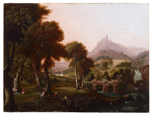 "Copy of ""Dream of Arcadia"" by Thomas Cole"